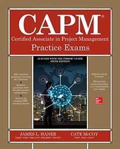 CAPM Certified Associate in Project Management Practice Exams-cover
