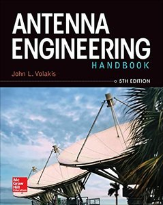 Antenna Engineering Handbook 5th Edition-cover