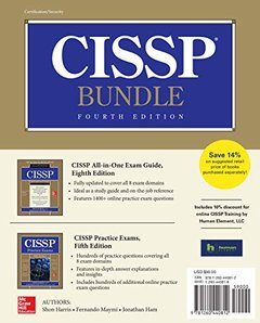 CISSP Bundle, Fourth Edition-cover