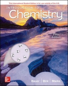 Introduction to Chemistry, 5/e (Paperback)