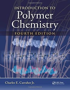 Introduction to Polymer Chemistry, 4/e (Hardcover)-cover