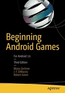 Beginning Android Games-cover
