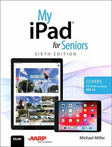 My iPad for Seniors (6th Edition)-cover