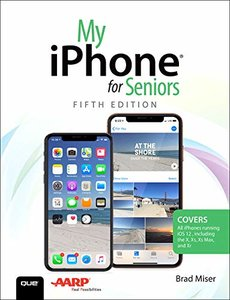 My iPhone for Seniors (5th Edition)-cover