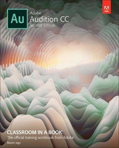 Adobe Audition CC Classroom in a Book (2nd Edition)-cover