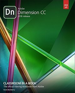 Adobe Dimension CC Classroom in a Book (2019 Release)-cover