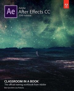Adobe After Effects CC Classroom in a Book (2019 Release)-cover