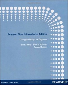 C Program Design for Engineers, 2/e (IE-Paperback)-cover