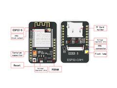 ESP32-CAM 開發板模組(含鏡頭 camera)-cover