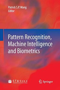 Pattern Recognition, Machine Intelligence and Biometrics-cover