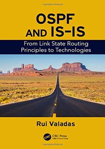 OSPF and IS-IS: From Link State Routing Principles to Technologies (Hardcover)-cover