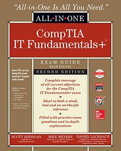 CompTIA IT Fundamentals+ All-in-One Exam Guide, Second Edition (Exam FC0-U61)-cover