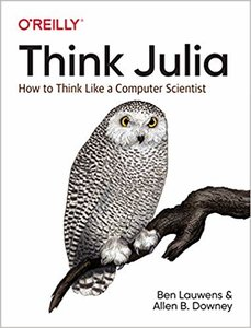 Think Julia: How to Think Like a Computer Scientist-cover
