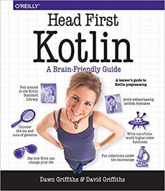 Head First Kotlin : A Brain-Friendly Guide-cover