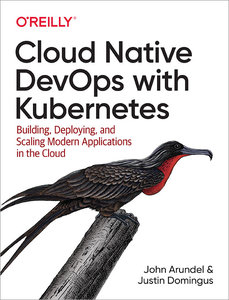 Cloud Native DevOps with Kubernetes-cover