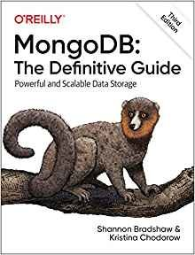 MongoDB: The Definitive Guide: Powerful and Scalable Data Storage, 3/e (Paperback)-cover