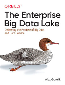 The Enterprise Big Data Lake-cover