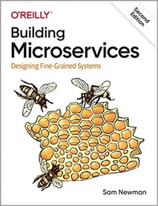Building Microservices: Designing Fine-Grained Systems-cover