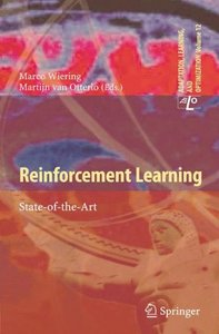 Reinforcement Learning: State-of-the-Art (Adaptation, Learning, and Optimization)-cover