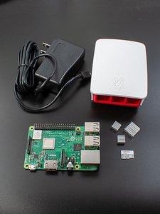 Pi 3 b plus package c