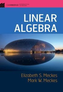 Linear Algebra (Hardcover)-cover