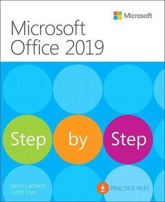 Microsoft Office 2019 Step by Step-cover