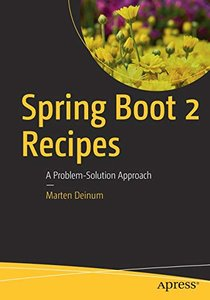 Spring Boot 2 Recipes: A Problem-Solution Approach-cover