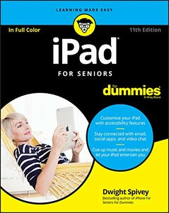 iPad For Seniors For Dummies (For Dummies (Computer/Tech))-cover