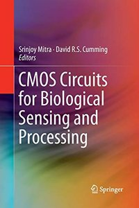 CMOS Circuits for Biological Sensing and Processing-cover