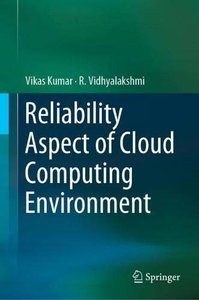 Reliability Aspect of Cloud Computing Environment-cover