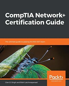 Comptia Network+ Certification Guide-cover