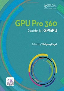 GPU PRO 360 Guide to GPGPU (Hardcover)-cover