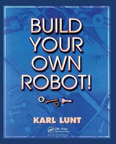 Build Your Own Robot!-cover