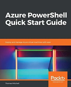 Azure Powershell Quick Start Guide-cover