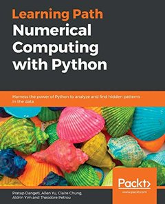 Learning Path Numerical Computing with Python-cover