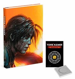 Shadow of the Tomb Raider: Official Collector's Companion Tome-cover