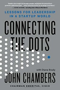 Connecting the Dots: Lessons for Leadership in a Startup World-cover