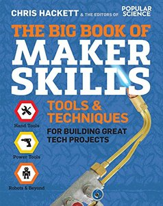 The Big Book of Maker Skills-cover