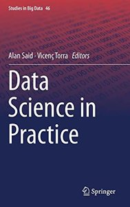 Data Science in Practice (Studies in Big Data)-cover