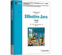 Effective Java, 3/e (簡體中文版)-cover