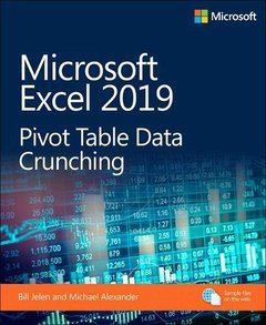 Microsoft Excel 2019 Pivot Table Data Crunching (Business Skills)-cover