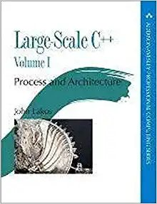Large-Scale C++ Volume II: Design and Implementation (Addison-Wesley Professional Computing Series)-cover