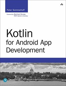 Kotlin for Android App Development (Developer's Library)-cover
