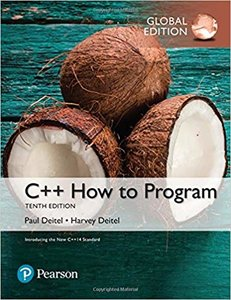 C++ How to Program, 10/e (GE-Paperback)-cover