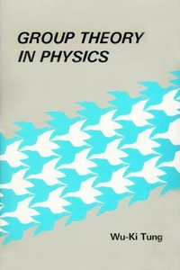 Group Theory in Physics-cover