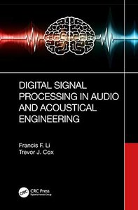 Digital Signal Processing in Audio and Acoustical Engineering-cover