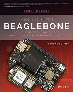 Exploring BeagleBone: Tools and Techniques for Building with Embedded Linux, 2/e-cover
