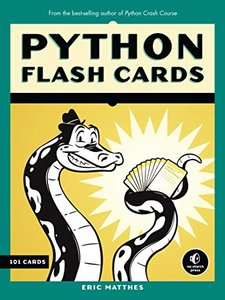 Python Flash Cards: Syntax, Concepts, and Examples-cover