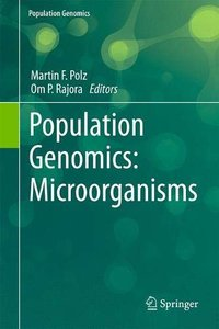 Population Genomics: Microorganisms-cover