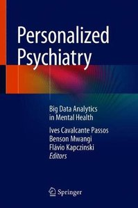 Personalized Psychiatry: Big Data Analytics in Mental Health-cover